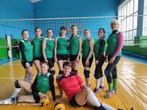 Волейболістки Гайсинської ДЮСШ