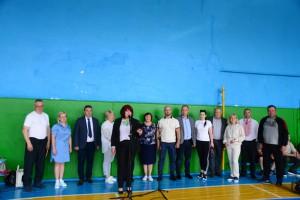 Тенісний турнір депутати молодь