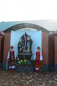 До Дня памяті захисників України