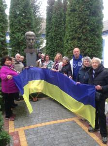 учасники Клубу вихідного дня «Мандруємо по Україні  з любов'ю» з м. Києва відвідали музеї Гайсинщини